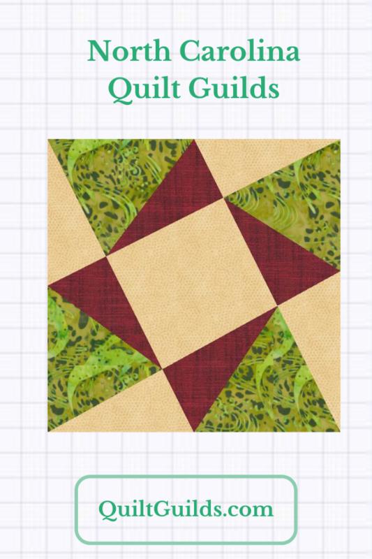 Graphic of North Carolina Quit Guild Pin
