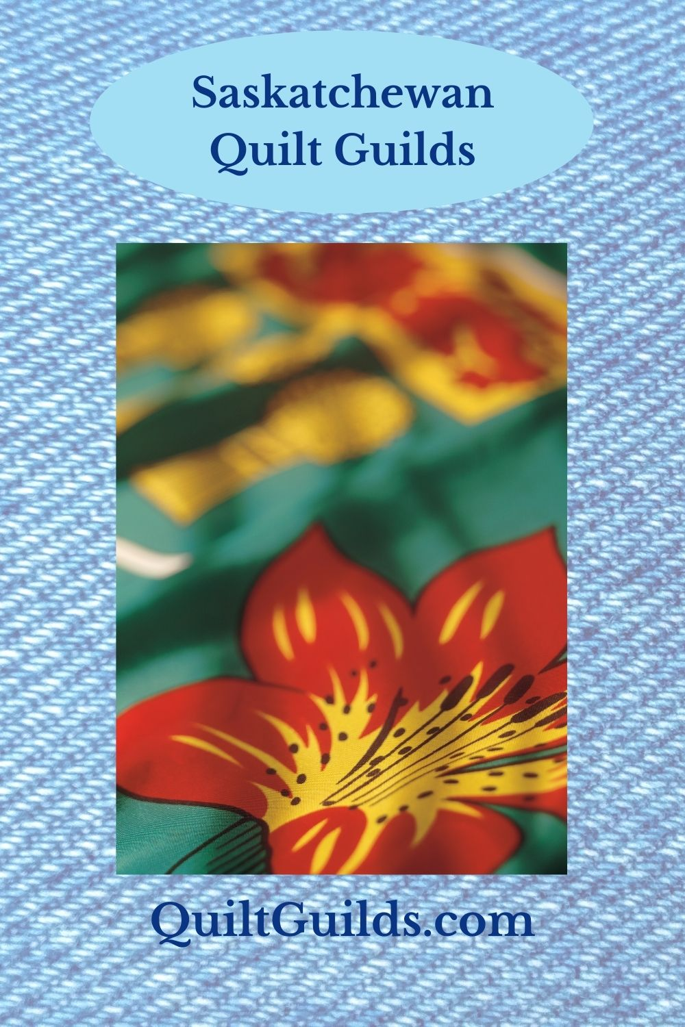 Quilt Guilds and Quilting Groups in Saskatchewan